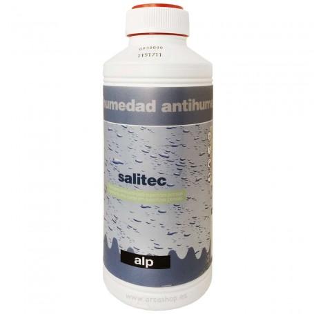 Tratamiento Antisalitre ALP para superficies porosas. Salitec