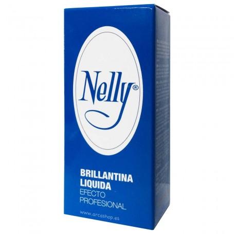 Brillantina Líquida Nelly para el cabello