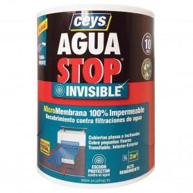 Agua Stop Ceys Invisible. Impermeabilizante Antifiltraciones de agua