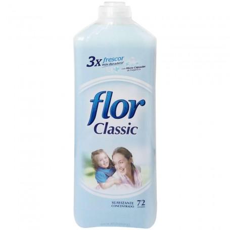 Suavizante Flor Concentrado 72 lavados