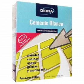 Cemento Blanco Dirna Reparaciones Domésticas.