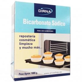Bicarbonato sódico para uso alimentario Dirna