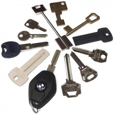 Copias/Duplicado LLaves todo tipo de Cerraduras y Automóviles