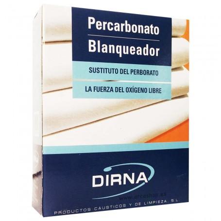 Percarbonato Sódico blanqueador Dirna Lavadora. Ropa Blanca y Ropa color.