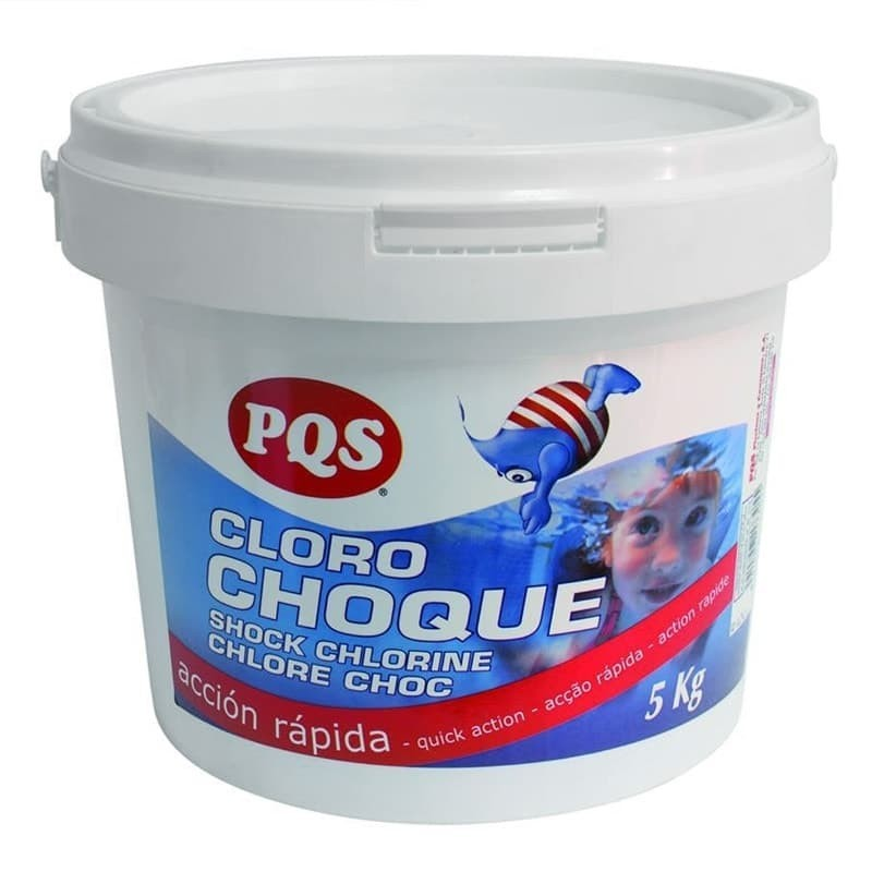 Cloro Choque en grano PQS