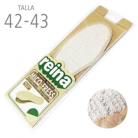 Plantillas nº42-43 Calzado Anti hongos, sudor.