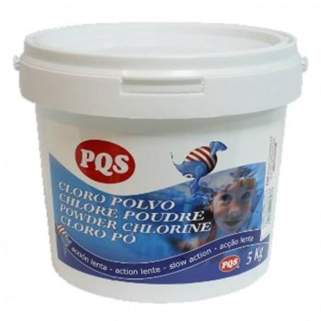 Cloro en polvo PQS