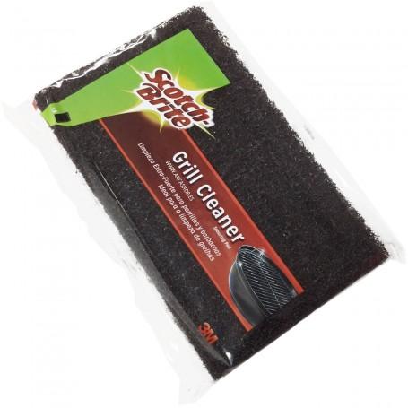 Scotch-Brite Negro Barbacoa Estropajo Fibra