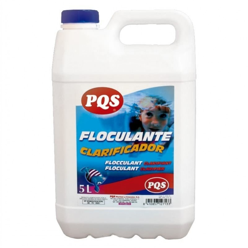 Floculante Líquido PQS