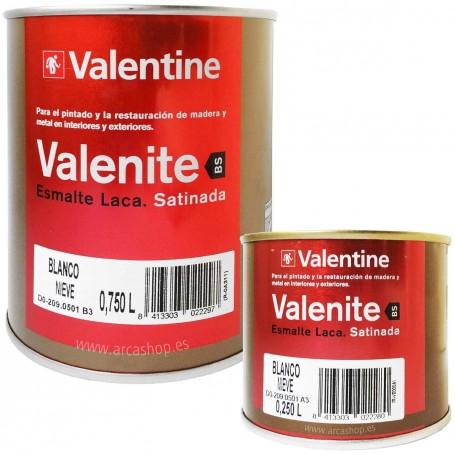 Esmalte Laca Satinada Valrex Valentine BS