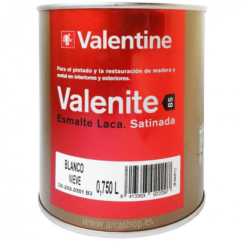 Esmalte Laca Satinada Valenite Valentine BS