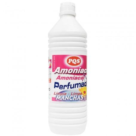 Amoniaco Perfumado PQS. Limpiador Multiusos.