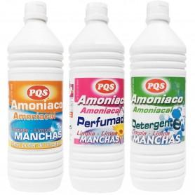 Amoniaco Clásico PQS. Limpiador Multiusos.