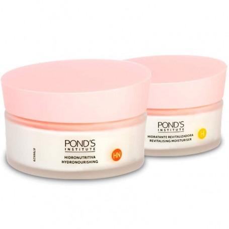 Crema PON'S Hidratante Revitalizante H y Hidronutritiva HN