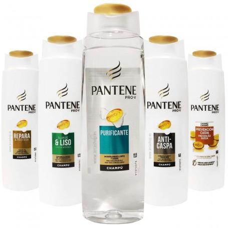Champú Pantene Sueve y Liso 270 ml