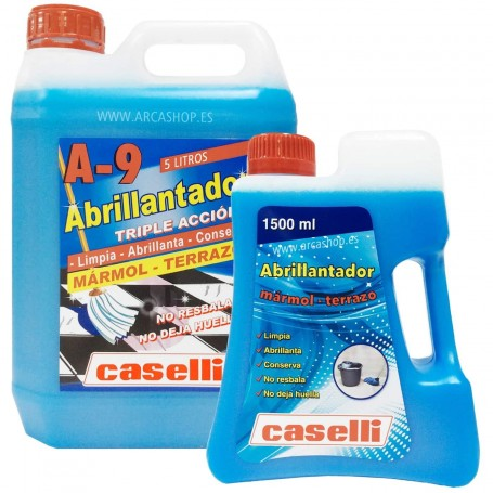 Caselli Abrillantador Suelos A9