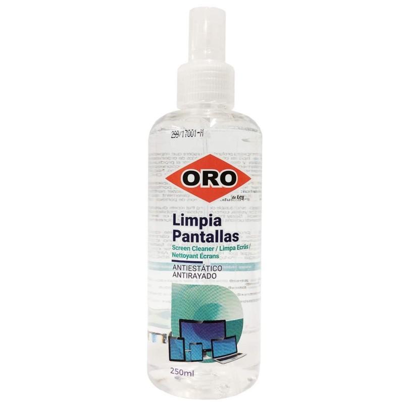 Limpiador Pantallas ORO Antiestático