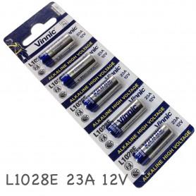Pilas Alcalinas L1028F 23A 12 V
