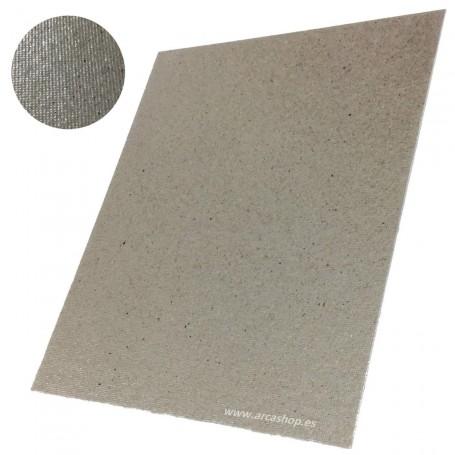 Placa Mica microondas 12 x 15 cm. Reemplazar placa mica para microondas.