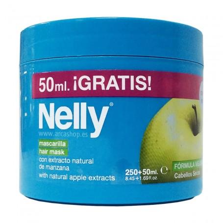 Mascarilla Cabellos secos Nelly