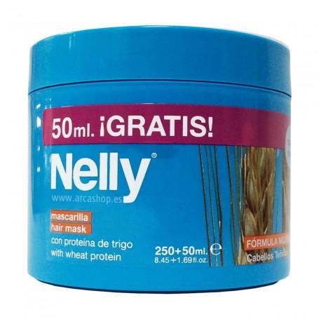 Mascarilla Cabellos dañados Nelly