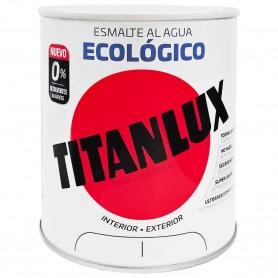 Esmalte TITANLUX Ecológico al Agua. Brillante, Satinado y Mate.