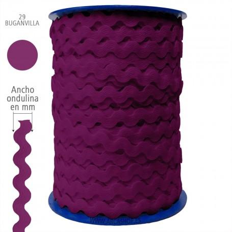 Ondulina Piquillo Piquillo Trajes de Flamenca. Color BUGANVILLA nº29