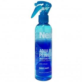 Spray Nelly Agua de peinado Disciplinante Colágeno Marino