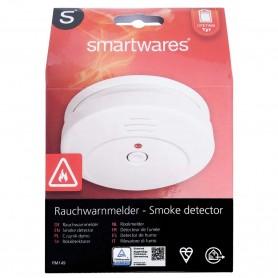 Detector de humo Smartwares con sensor óptico (RM149)
