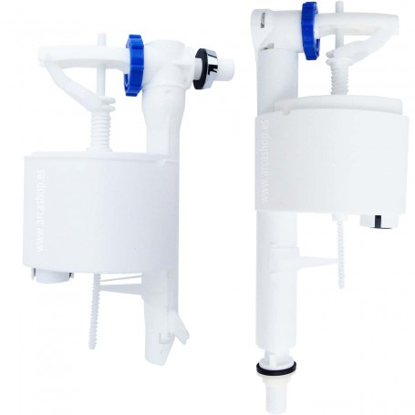 ROCA Mecanismos Flotador Alimentación Universal Cisterna Baja