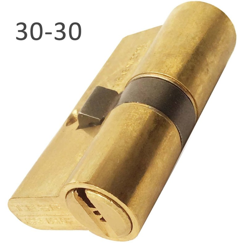 Cilindro de Seguridad Europerfil Antibump TESA T60