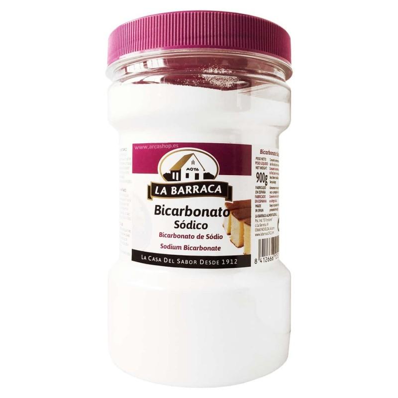 Bicarbonato sódico La Barraca para uso alimentario