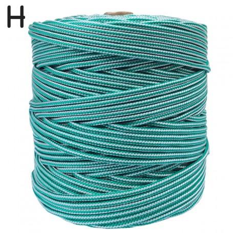 Cuerda Nylon verde Persianas y tendederos