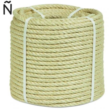 Cuerda de Pozo fibras naturales