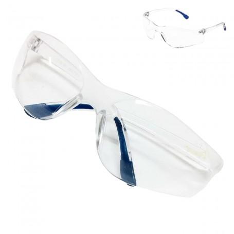 Gafas de protección ocular Personna Económica. Cómoda y Ligera. Usos en jornadas laborales completas.