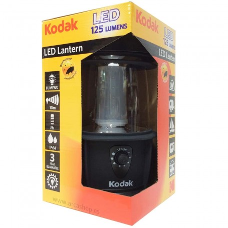 Lampara Led portátil Kodak Camping y Caravanas