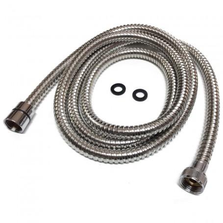 Flexo Ducha Metal Tatay 2 metros. Cambiar flexo ducha y juntas.
