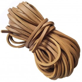 Cordón Náutico color Cuero natural  Zapatos Calzado Náutico