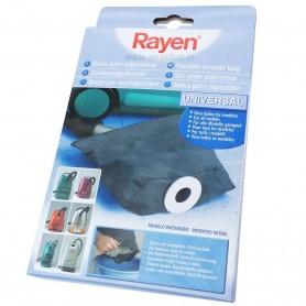 Bolsa Aspiradora Universal Reutilizable Rayen con cremallera. Comprar bolsa aspiradora.