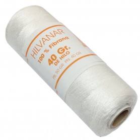Hilo de algodón para hilvanar