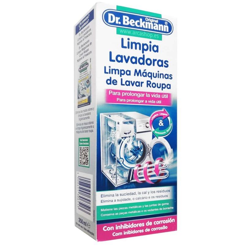 Limpia Lavadoras Cal y Suciedad Dr. Beckmann