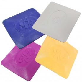 Jaboncillo de marcar o tiza de marcado para costura. Blanco, Azul, Rosa, Amarillo.