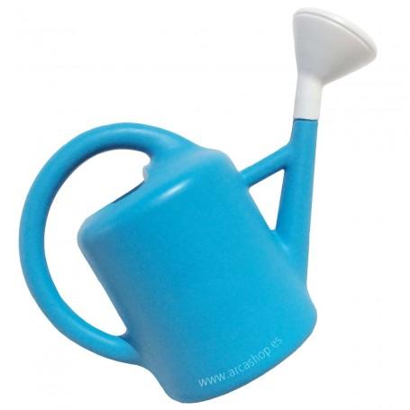 Regadera Azul para el jardín de 3, 6 y 9 litros.