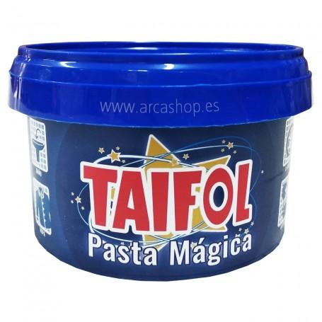 Pasta Mágica Quitamanchas Taifol Mecanicos, Baños, Vajillas, etc Bote Azul