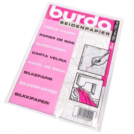 Papel Seda Blanco Burda Style