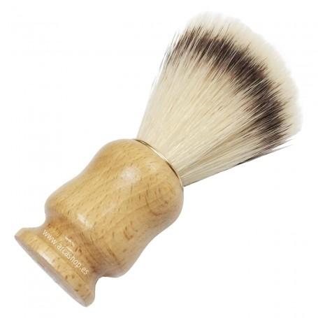 Brochas de Afeitar Clásicas Cerda Natural Tejón Calidad