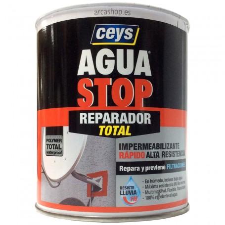 Reparador Total Agua Stop Ceys Impermeabilizante Rápido de Alta Resistencia