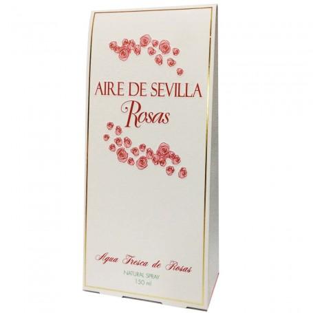 Fragancia Aire de Sevilla Rosas de Instituto Español