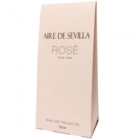 Fragancia Aire de Sevilla Rose de Instituto Español