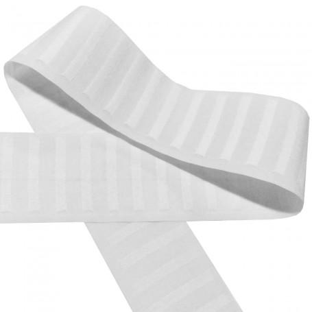 Cinta Encrestadora Blanca para cortinas